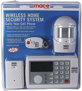 self defense and home security system