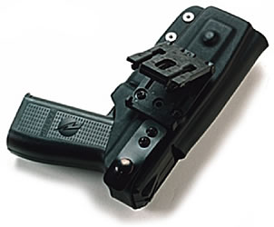 Holster for Advanced Tasers